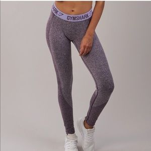 Gymshark flex seamless marl leggings